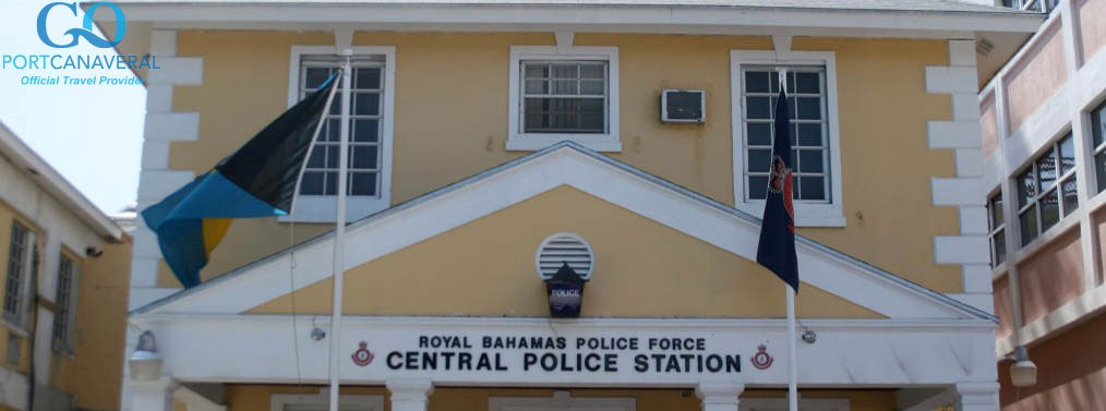 Central police station, Royal Bahamas Police Force