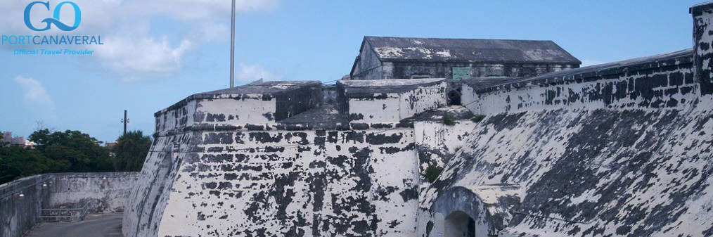 Fort Charlotte is one of things to do in Nassau Bahamas