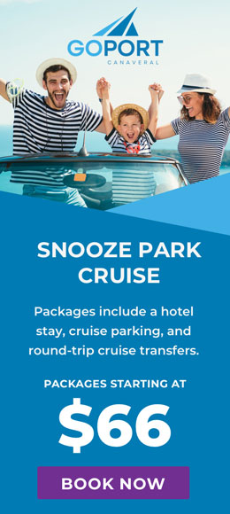 book snooze park and cruise packages