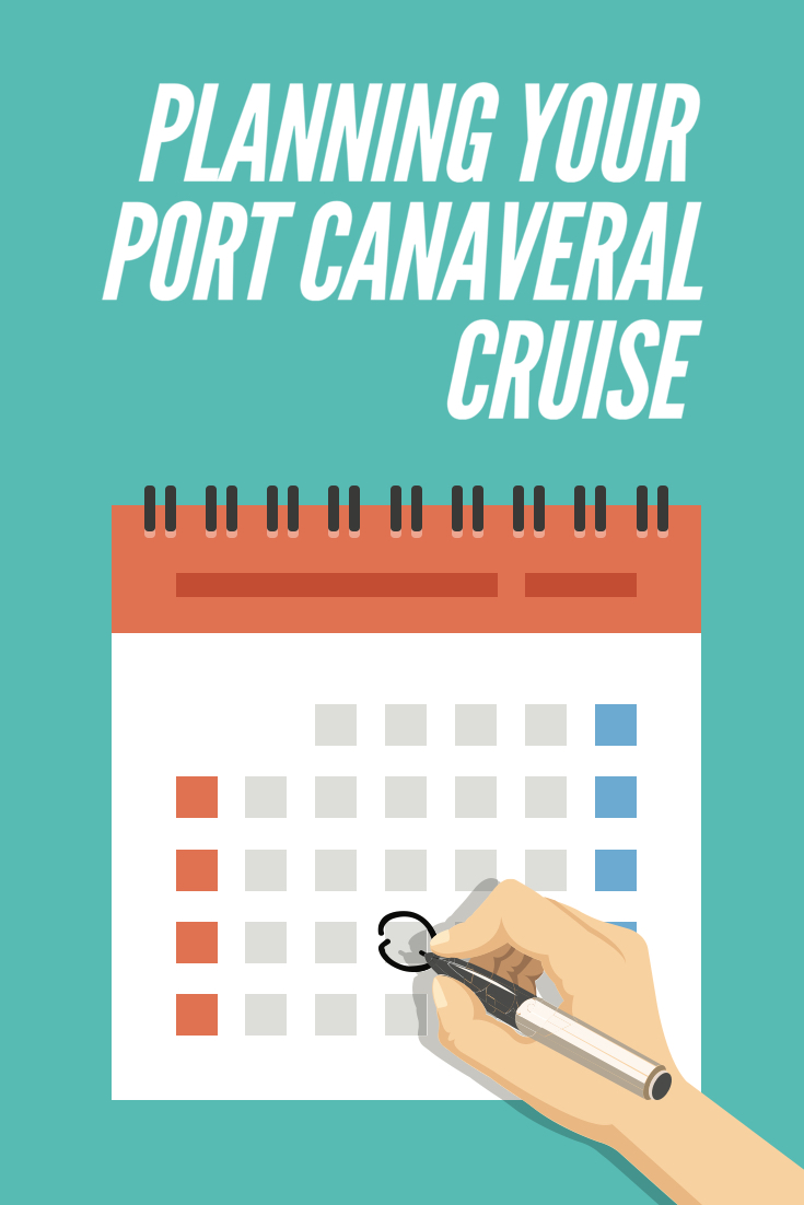 Planning your Port Canaveral Cruise Vacation | Go Port #vacationplanning #cruise #portcanaveral