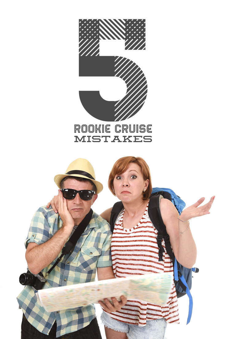 5 Rookie Mistakes Cruisers Make and How To Avoid Them | Go Port #cruisetips