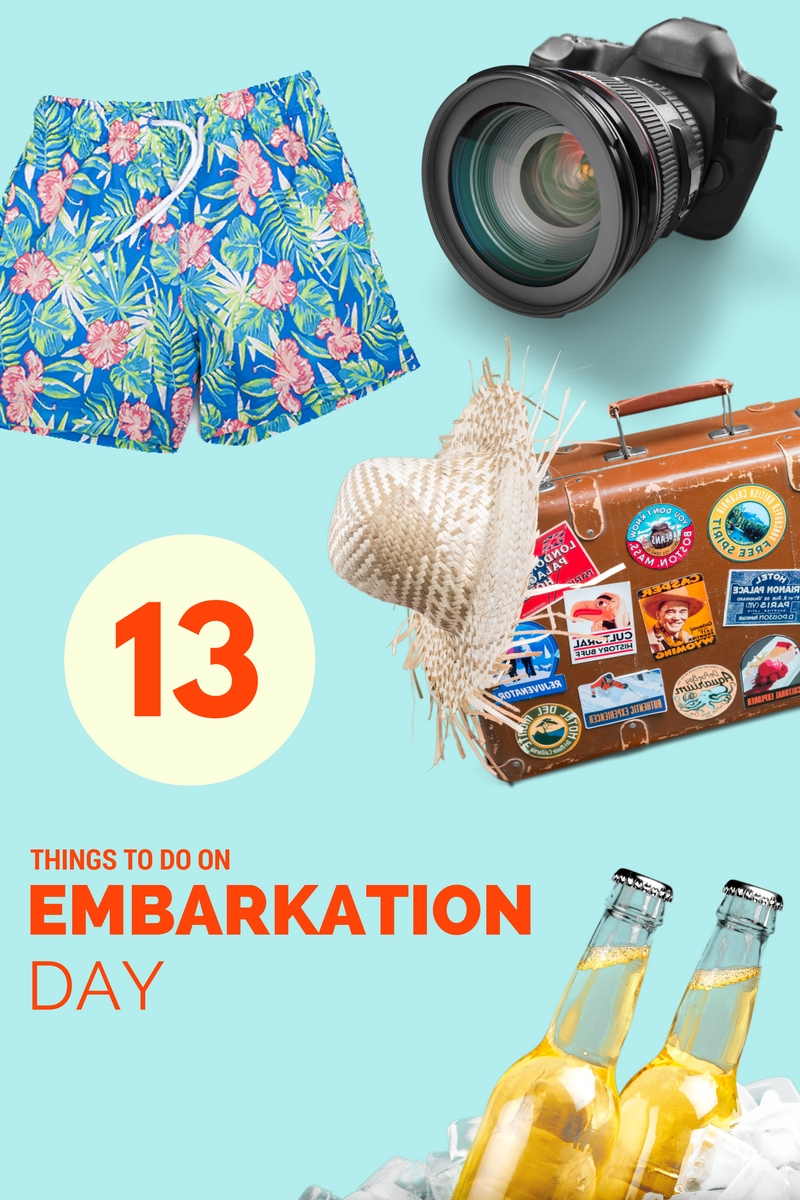 13 Things to do on Embarkation Day | Go Port
