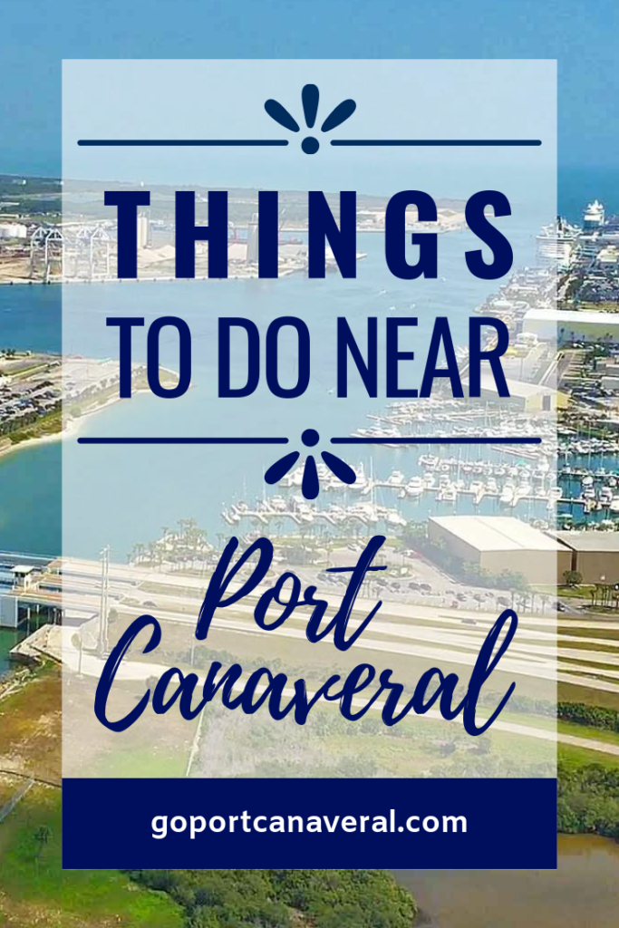 things to do near port canaveral pin