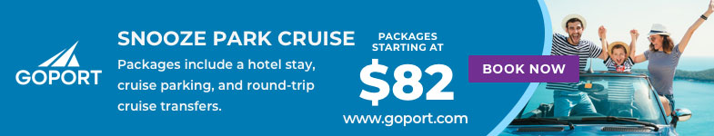 snooze park cruise packages