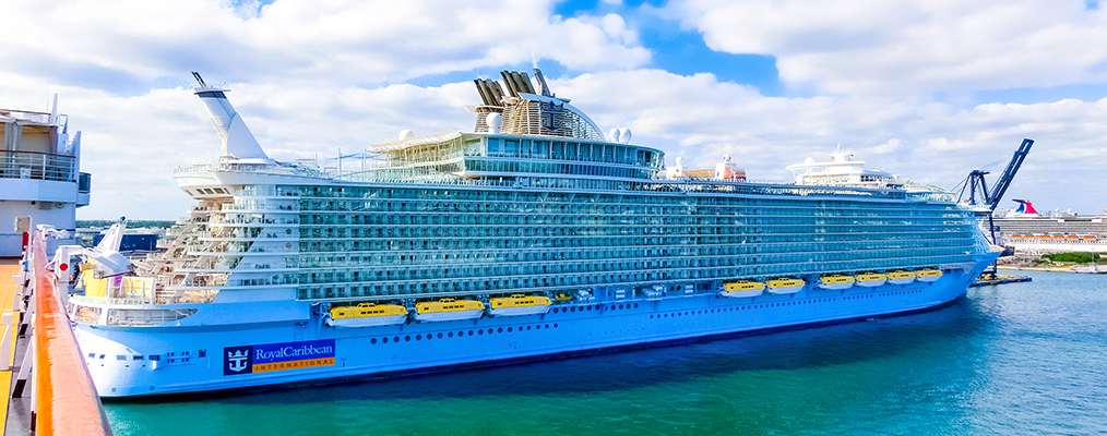 Allure of the Seas Port Canaveral