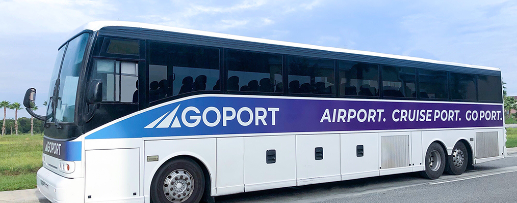 Orlando Airport to Port Canaveral Shuttle - Go Port