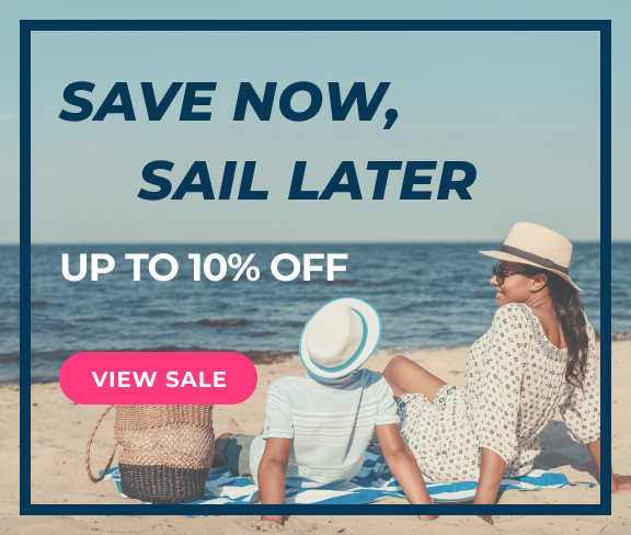 Save Now Sail Later on Port Canaveral Hotels Ad