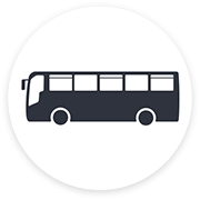 coach bus icon