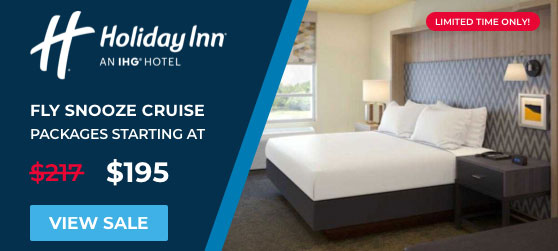 Holiday Inn Orlando Airport Fly Snooze Cruise Deals