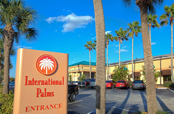 International Palms Cocoa Beach