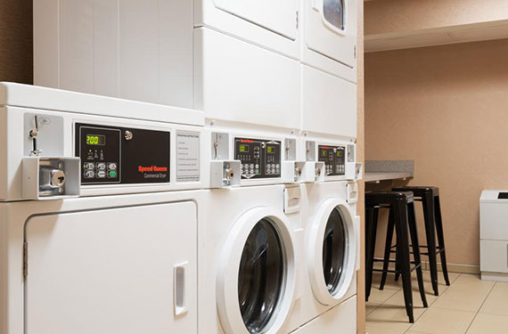 laundry facility at  Homewood Suites Orlando Airport Gateway Village