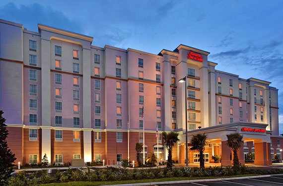 Hampton Inn Orlando Airport Gateway Village