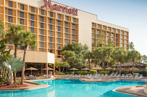 Marriott Lakeside Orlando Airport