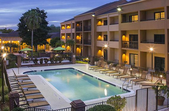 Courtyard Marriott Orlando Airport